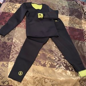 Neoprene Workout Sauna Suit